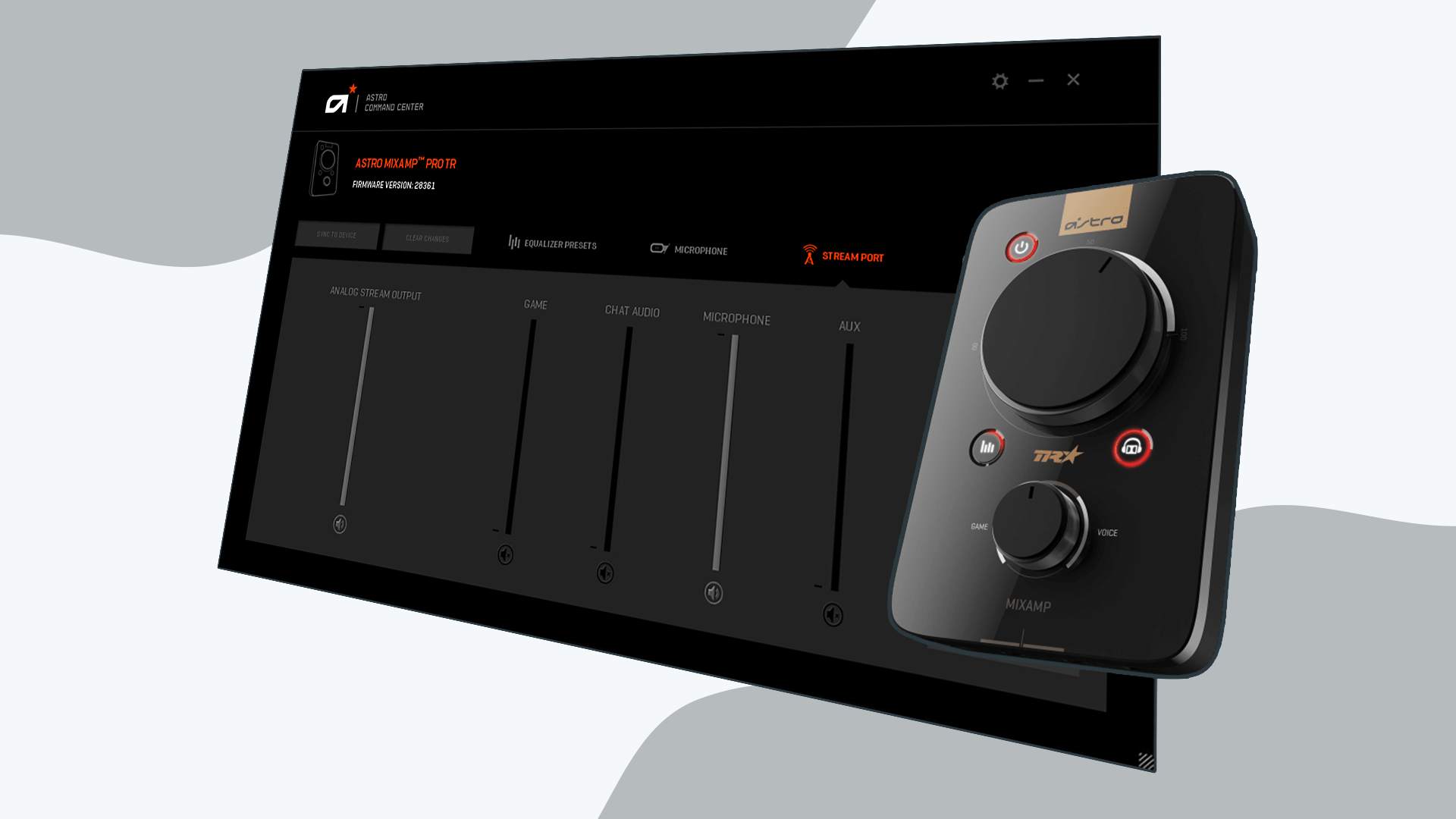 Tr Mix amp pro