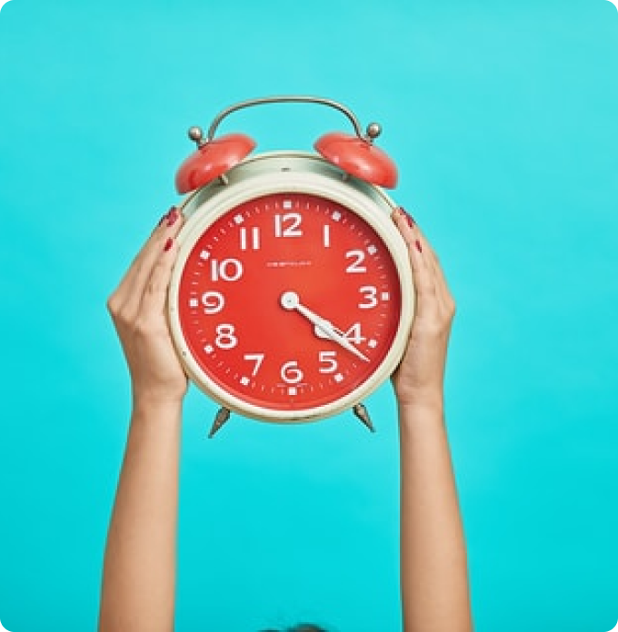 Advice from the pros - Be Punctual 1