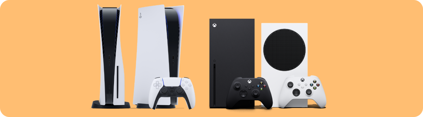 Consoles for streaming