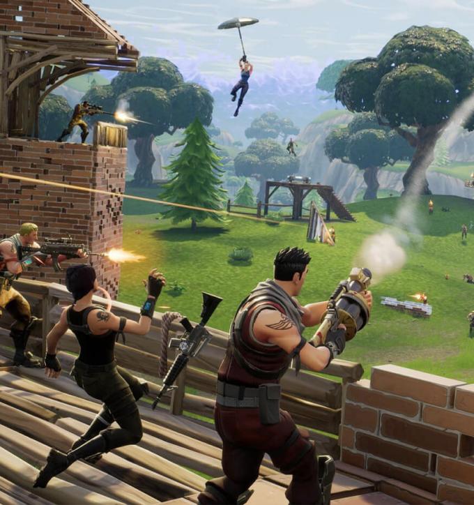 Fortnite gaming tips