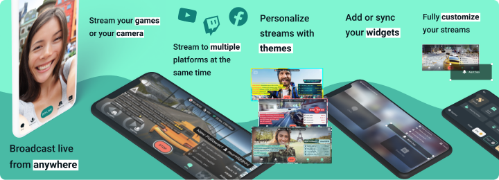 Getting Started with the Streamlabs Mobile Streaming App